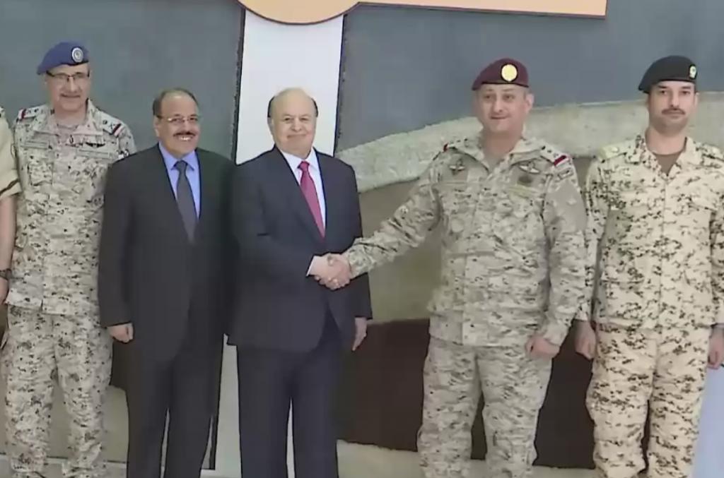هذه العمليات كانت محور الحديث.. ماذا قال «هادي» عن إذلال ميليشيا الحوثي لليمنيين خلال لقائه بقائد قوات التحالف