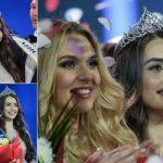 """بعد منافسة صعبة مع العديد من الفتيات .. شاهد:""""ماريا فاسيليفيتش"""" تفوز بلقب ملكة جمال بيلاروسيا لعام 2018"""