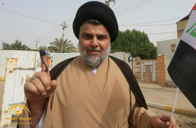 العراق .. تغريدة نارية للصدر وإيران تتدخل بتشكيل الحكومة