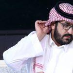 سعود آل سويلم يعفي سلمان المالك من منصبه ويزف خبراً ساراً لجماهير نادي النصر