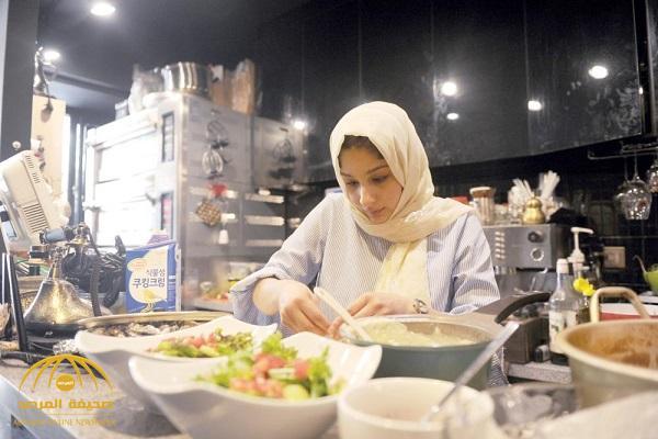 بالصور.. سعودية تُبهر الكوريين بأشهر المأكولات الشعبية في المملكة.. هذه هي الأطباق المفضلة لديهم!
