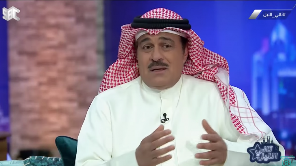 """فيديو.. الفنان """"إبراهيم الحربي""""  يكشف عن حقيقة جنسيته .. ويحذر """"القصبي"""" انتبه قبل أن تحترق نجوميتك"""