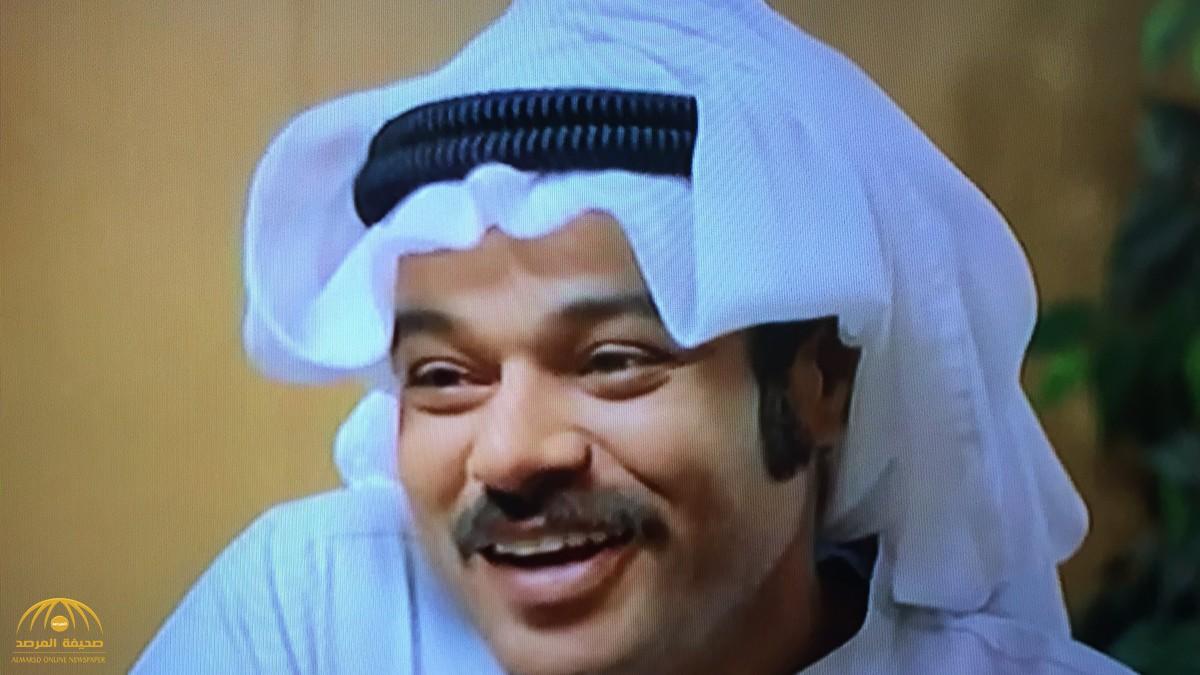 ممثل كويتي يثير الجدل بين نشطاء التواصل بعد وفاته