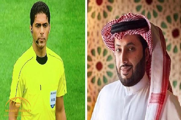 """""""عن قضية المرداسي"""".. """"آل الشيخ"""" يوجه رسالة لـ""""اتحاد كرة القدم""""!"""