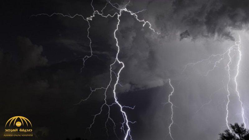 تنبيهات من الأرصاد.. أمطار رعدية غزيرة و «زخات برد» على هذه المناطق