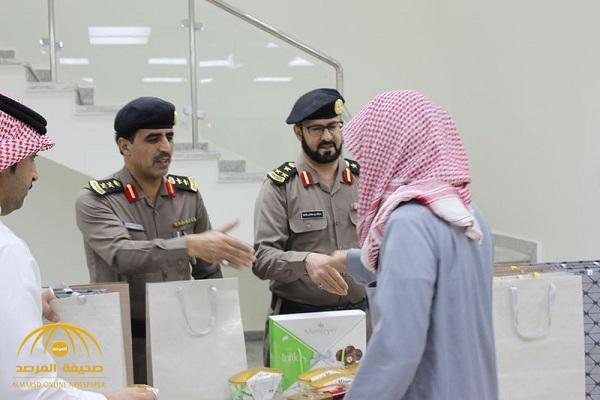 """صور.. بدء إطلاق سراح نزلاء السجون المشمولين بالعفو في """"رمضان"""".. وهذا عدد المفرج عنهم حتى الآن!"""