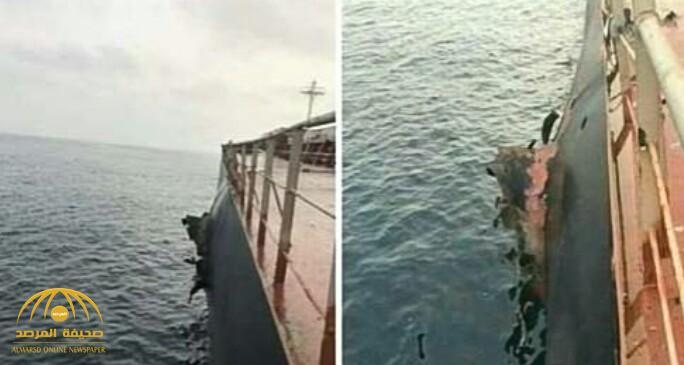 آخر تطورات حادث انفجار السفينة التركية.. «التحالف» يُصدر بيانًا تفصيليًا.. وهذا ما رصدته طائرات حلقت فوقها!