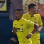 """شاهد.. أول مباراة  لـ""""سالم الدوسري"""" مع فريقه الإسباني أمام ريال مدريد"""