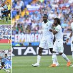 بالفيديو :  الأخضر يودع مونديال روسيا بعد خسارته أمام الأروغواي بهدف دون رد