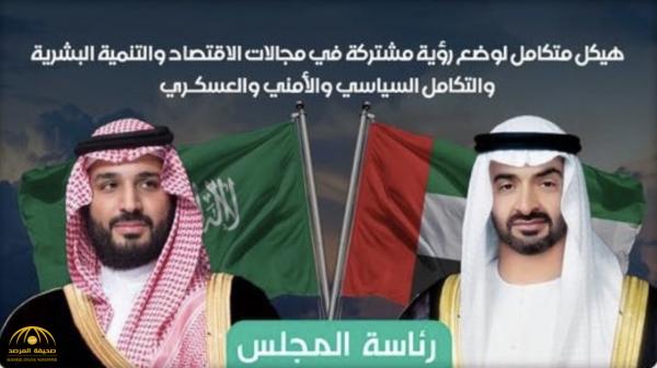 بالأسماء.. تعرف على  الأعضاء  الـ16  في مجلس التنسيق السعودي الإماراتي