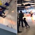 بالفيديو.. شاب يشعل النار في نفسه داخل أحد الأسواق التجارية بالمغرب!