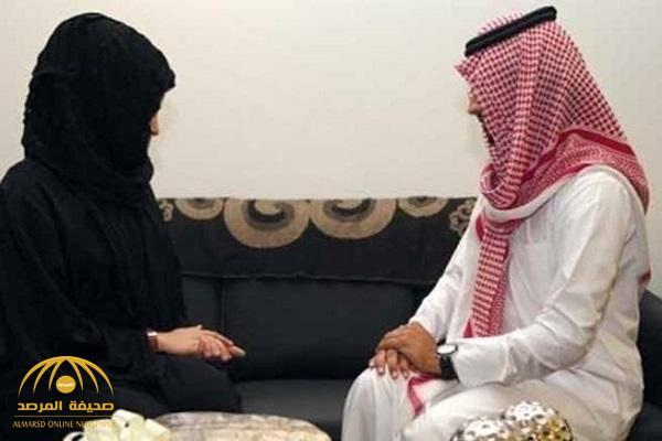 سعودي يطلق زوجته فجأة  بسبب نزاع  قبلي.. وبعد عامين حدثت المفاجأة!