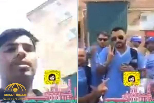بالفيديو.. مشجع سعودي يفاجئ جماهير أوروجواي بطلب غريب.. ويحصل على وعد بخسارة غير ثقيلة
