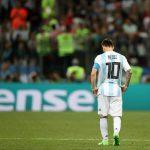 بالفيديو : كرواتيا تفاجئ الأرجنتين بثلاثة أهداف دون رد