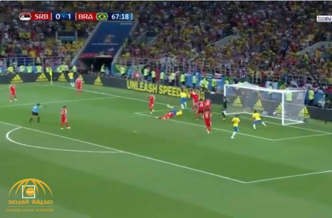 بالفيديو: البرازيل تهزم صربيا بهدفين دون رد وتصعد لدور الـ16