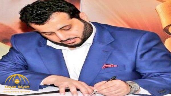 """""""تركي آل الشيخ"""" يطالب باتخاذ إجراءات ضد """"إعلامي مصري"""".. وهذا ما ناشد به القيادة المصرية"""