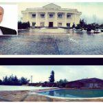 شاهد بالصور قصر النائب العراقي مشعان الجبوري في دمشق