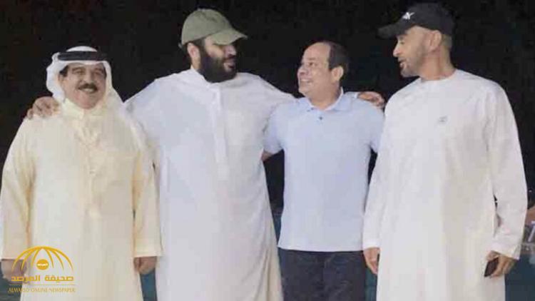 """أول تعليق من الرئيس """"السيسي"""" بعد أول اجتماع لمجلس التنسيق السعودي الإماراتي"""