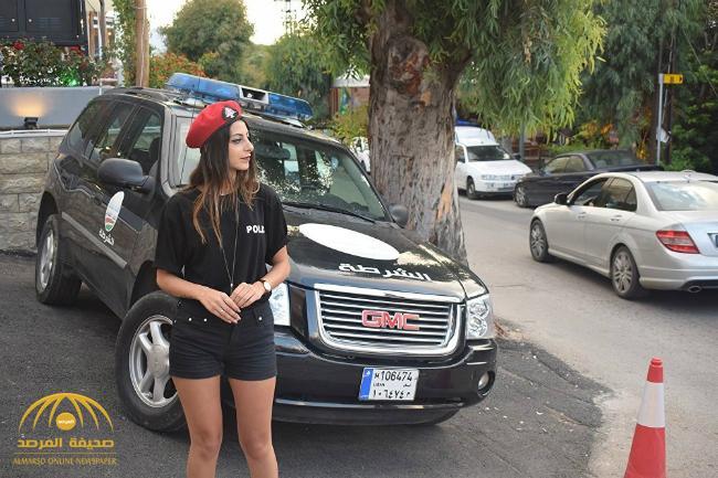 """848416123 رئيس """"بلدية برمانا"""" يكشف سبب ارتداء شرطيات """"الشورت"""" لتنظيم حركة المرور في  لبنان-صور"""