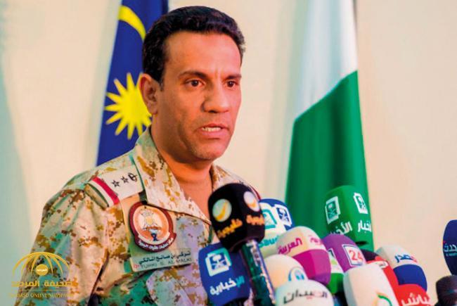 التحالف: قوات الدفاع الجوي تعترض صاروخًا باليستيًا أطلقته المليشيا الحوثية باتجاه جازان