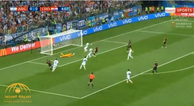 تغطية مباشرة .. الأرجنتين 0 – 0 كرواتيا – تحديث مستمر الشوط الأول