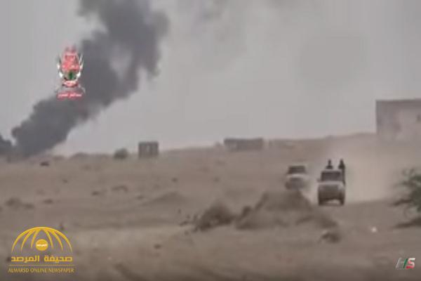شاهد..اللحظات الأولى من معركة تحرير مطار الحديدة
