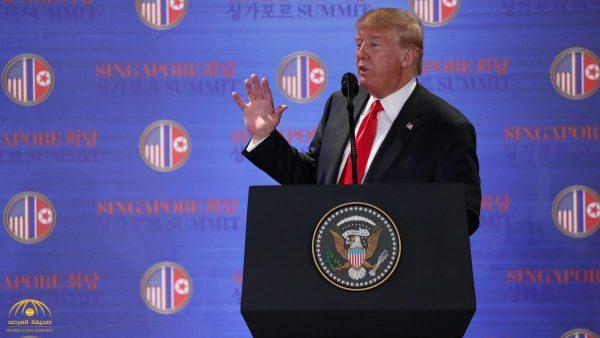 """بعد القمة التاريخية.. """"ترامب"""" يكشف جانبًا من محادثاته مع """"كيم"""".. وهكذا وصف الزعيم الكوري"""