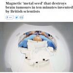 """اكتشاف علمي """"مذهل"""" .. وداعا السرطان … """"البذرة المعدنية"""" تدمر الأورام في 10 دقائق!"""