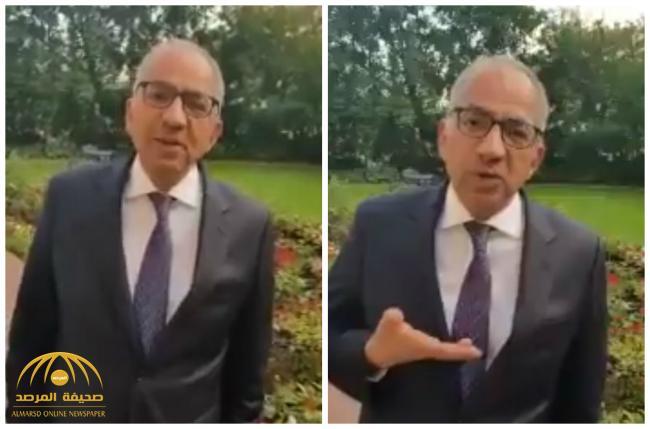 """بالفيديو :""""رئيس الاتحاد الأمريكي"""" يوجه رسالتين للملك وولي العهد بعد دعم المملكة لبلاده في استضافة مونديال 2026"""