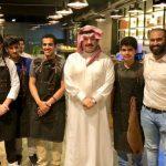 شاهد .. نائب أمير منطقة عسير يفاجئ مجموعة من الشبان أثناء افتتاح مشروعهم بخميس مشيط