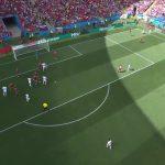 خسارة المغرب أمام البرتغال بهدف دون مقابل في مونديال روسيا