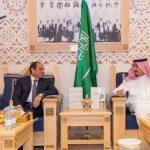 السيسي : هذا ما فعله الملك سلمان أثناء العدوان الثلاثي على مصر – فيديو