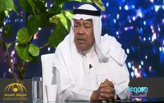 بالفيديو .. سعد الفرج: لا أفضِّل التمثيل مع ناصر القصبي ومعجب بأداء السدحان ومؤمن به كفنان!