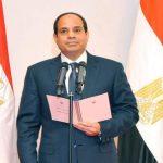 شاهد .. السيسي يؤدي اليمين الدستورية رئيساً لمصر لفترة رئاسية ثانية