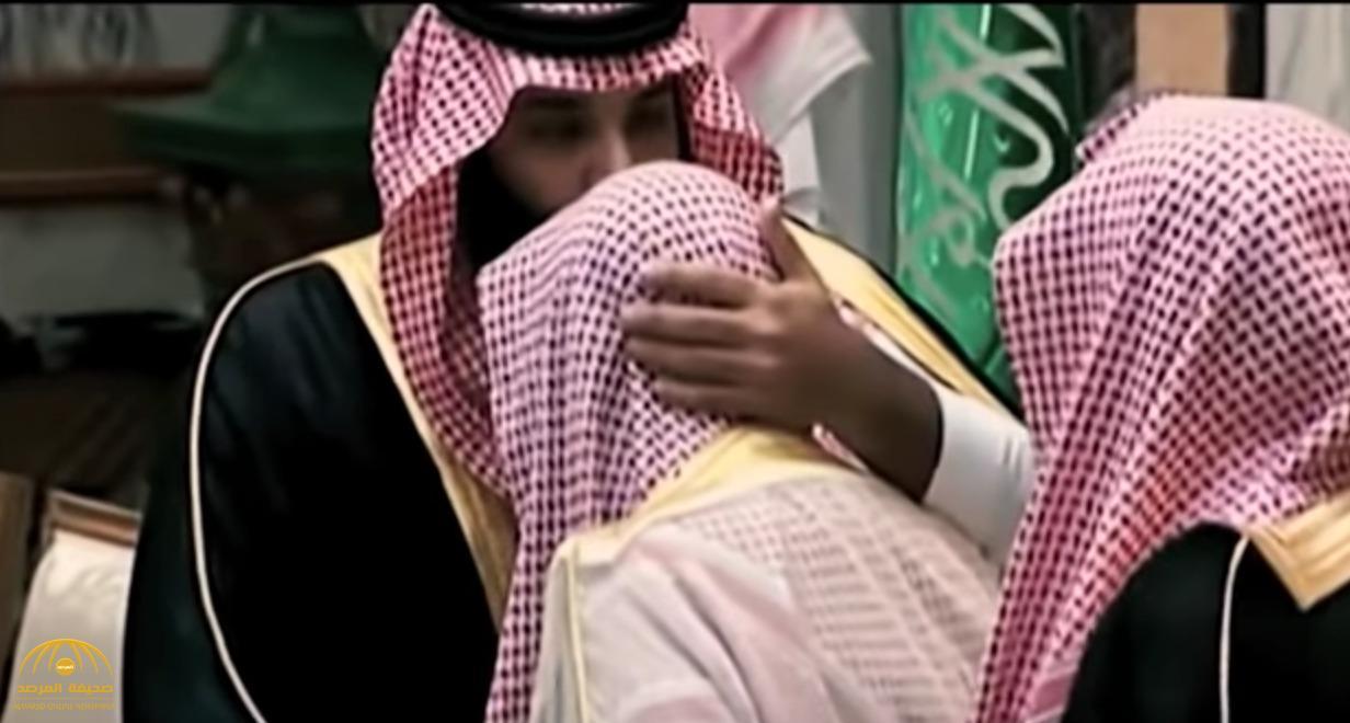 """بالفيديو : أغنية جديدة  لـ """"راشد الماجد""""  بمناسبة مرور عام على مبايعة  محمد بن سلمان وليا للعهد"""
