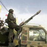 قوات إيرانية وعناصر من حزب الله يخادعون إسرائيل  ويتنكرون بلباس جنود سوريين بالقرب من الجولان