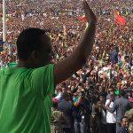 بالفيديو والصور .. انفجار يستهدف مؤيدين لرئيس وزراء اثيوبيا آبي أحمد بأديس أبابا