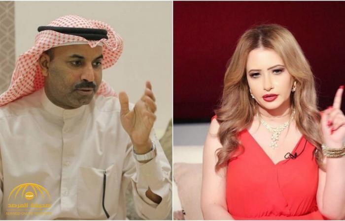 """بالفيديو: مي العيدان تتهم الممثل """"طارق العلي"""" بعرض مشهد إباحي مع زوجة خاله!"""