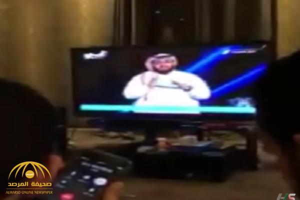 شاهد: ردة فعل شاب بحائل تفاجأ بفوزه بسيارة في أحد برامج المسابقات!