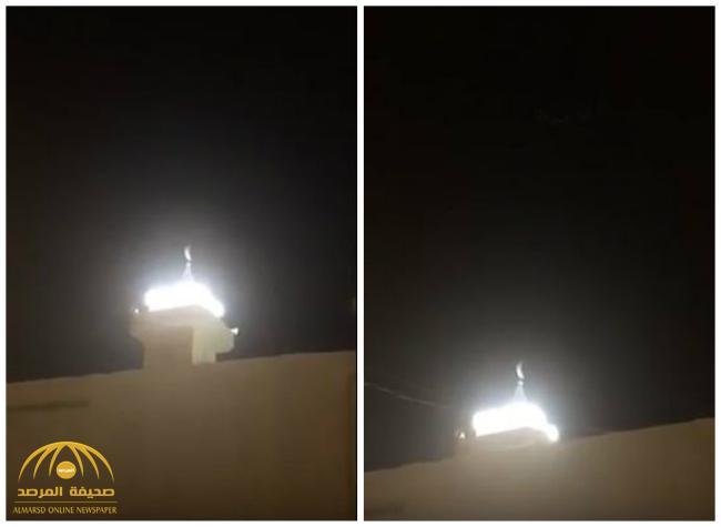 """فيديو مثير للجدل على """"التواصل"""" .. شاهد: إمام مسجد يذكر أسماء جيرانه المتوفين في صلاة التراويح"""