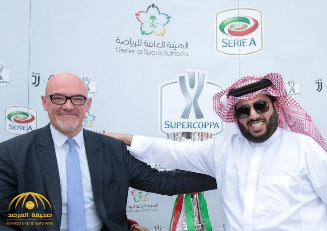 """آل الشيخ : أسعى لشراء نادٍ أوروبي … ويكشف سر امتلاك قطر لـ""""باريس سان جيرمان""""!"""