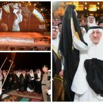 بالصور : الأمير خالد الفيصل يفتتح الدورة الثانية عشرة لسوق عكاظ
