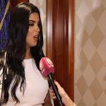 """بالفيديو: الإعلامية """"هند بو شمر"""" ترد على سؤال .. كيف تجمع بين الأنوثة والرياضة؟"""