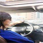 الفنانة إسراء عبدالعزيز تتحدث عن مشاركتها في أول يوم قيادة.. وتكشف عن نوع ولون سيارتها