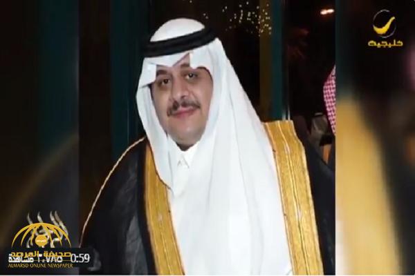 """فيديو..الأمير """"سلمان بن سلطان"""" يكشف عن هدية شقيقه الراحل """" تركي"""" التي لم تنقطع عنه .. ولهذا وجه بعدم ظهور""""الجابر"""" على القناة الرياضية!"""