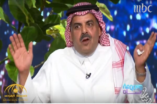 """في أول لقاء.. بالفيديو:""""بن قضعان"""" يتحدث عن رهبته والهاجري من الأمير سلطان بن عبد العزيز بعد خروجهما من السجن"""