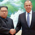 """شاهد .. التلفزيون الروسي يفبرك """"ابتسامة"""" للزعيم الكوري"""