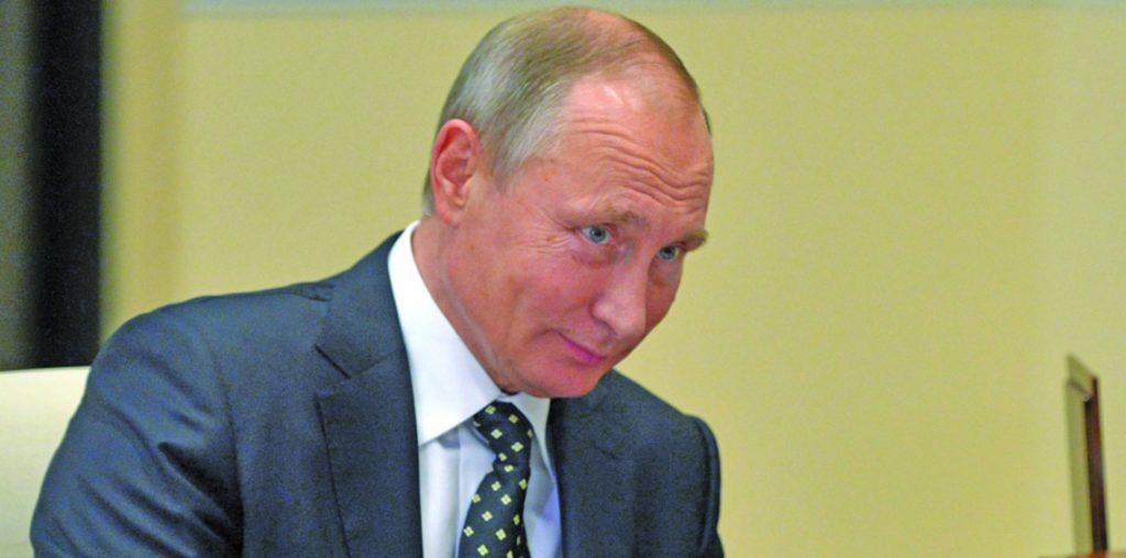 """صحيفة إيرانية تهاجم الرئيس الروسي : بوتين """"رجل مخادع"""" !"""
