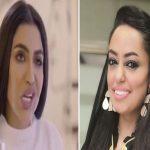 إعلامية شهيرة تفتح النار على ابنة خالة أحلام .. وهذا ما قالته عن شكلها – فيديو