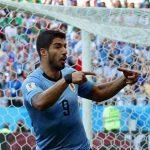 """أخيرا.. """"سواريز"""" يحسم الجدل ويكشف سبب احتفاله بـ """"الدائرة"""" بعد هدفه في السعودية"""